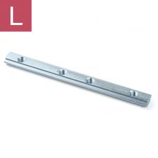 Линейный соединитель, паз 8, серия L, 180мм, М6