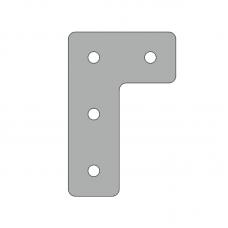 Пластина 76х116, серия 40, арт.150402