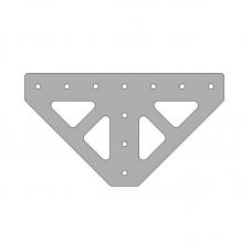 Пластина 311х176, серия 45, арт.150458