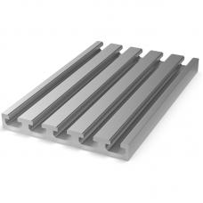 Алюминиевый профиль 17x135, арт.100171