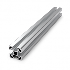 Алюминиевый профиль 40x40, арт.100410