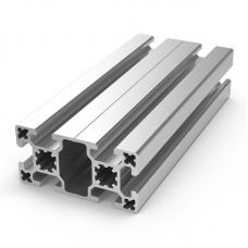 Алюминиевый профиль 40x80, арт.100426