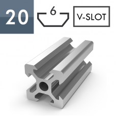 Профиль 20x20 (V-slot)