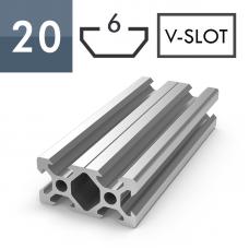 Профиль 20x40 (V-slot)
