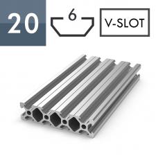 Профиль 20x80 (V-slot)