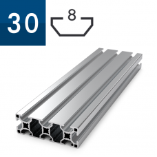 Профиль 30x90, T330