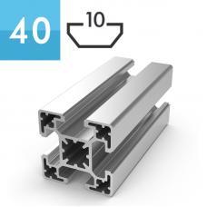 Профиль 40x40, T411