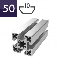 Профиль 50x50