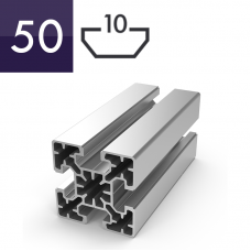 Профиль 50x50, T510