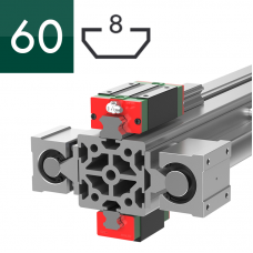 Профиль 60x60, Т613