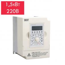 Частотный преобразователь BEST 1500/220