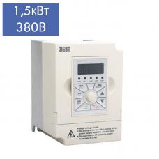 Частотный преобразователь BEST 1500/380